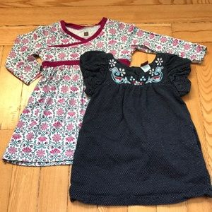 Tea collection girls dress bundle